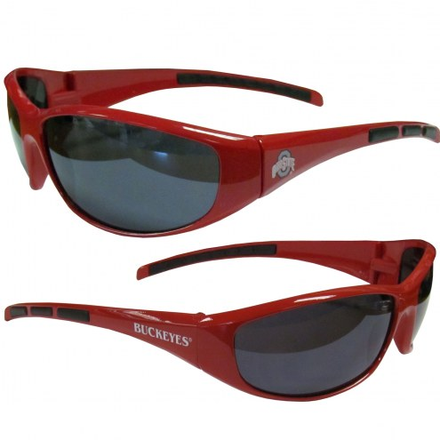 Ohio State Buckeyes Wrap Sunglasses