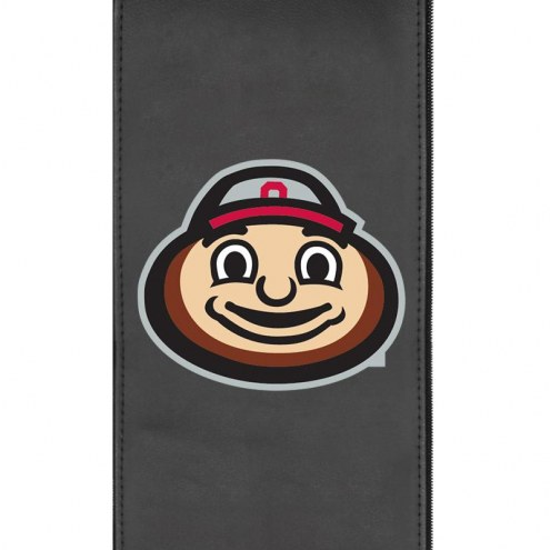 Ohio State Buckeyes XZipit Furniture Panel with Brutus Logo