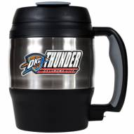 Oklahoma City Thunder 52 oz. Stainless Steel Travel Mug