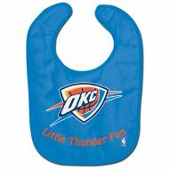 Oklahoma City Thunder All Pro Little Fan Baby Bib