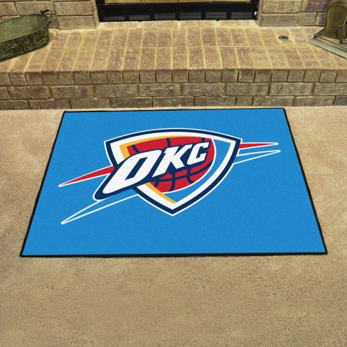 Oklahoma City Thunder All-Star Mat