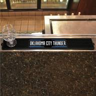 Oklahoma City Thunder Bar Mat