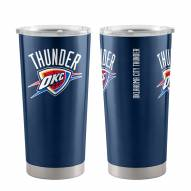 Oklahoma City Thunder 20 oz. Travel Tumbler