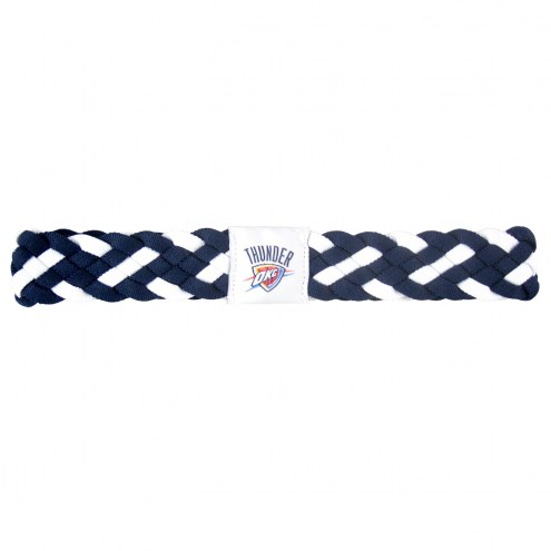 Oklahoma City Thunder Braided Head Band