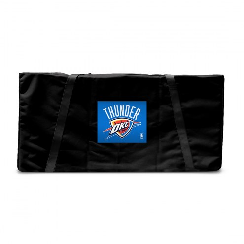 Oklahoma City Thunder Cornhole Carrying Case