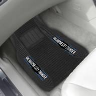 Oklahoma City Thunder Deluxe Car Floor Mat Set