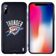 Oklahoma City Thunder Fan Brander Slim iPhone Case