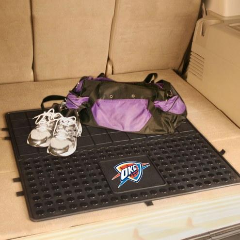 Oklahoma City Thunder Heavy Duty Vinyl Cargo Mat