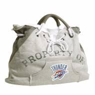 Oklahoma City Thunder Hoodie Tote Bag