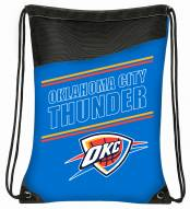 Oklahoma City Thunder Incline Backsack