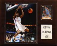 "Oklahoma City Thunder Kevin Durant 12"" x 15"" Player Plaque"
