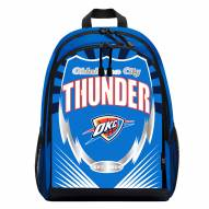 Oklahoma City Thunder Lightning Backpack