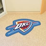 Oklahoma City Thunder Mascot Mat