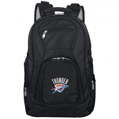 Oklahoma City Thunder Laptop Travel Backpack