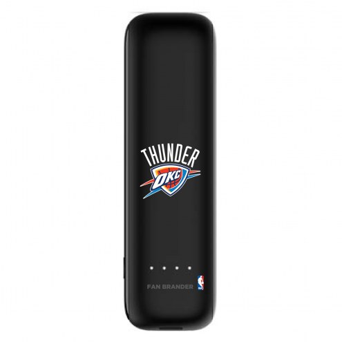 Oklahoma City Thunder mophie Power Boost Mini Portable Battery