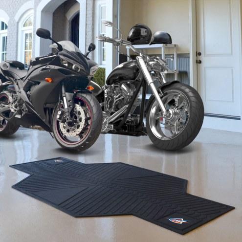 Oklahoma City Thunder Motorcycle Mat