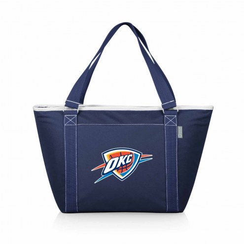 Oklahoma City Thunder Navy Topanga Cooler Tote