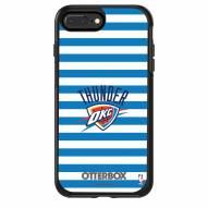 Oklahoma City Thunder OtterBox iPhone 8/7 Symmetry Stripes Case