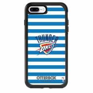 Oklahoma City Thunder OtterBox iPhone 8 Plus/7 Plus Symmetry Stripes Case