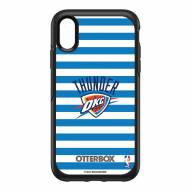 Oklahoma City Thunder OtterBox iPhone XR Symmetry Stripes Case
