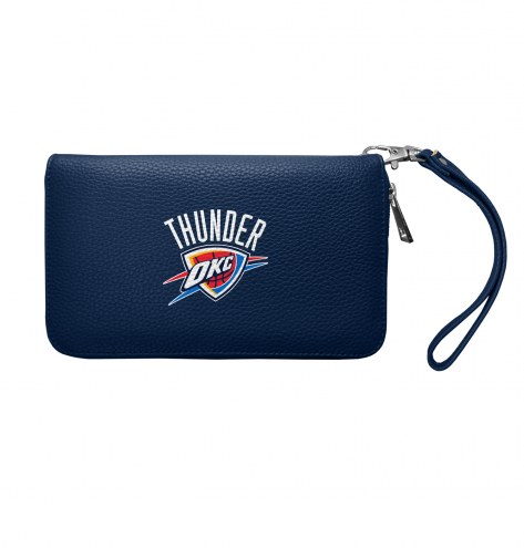 Oklahoma City Thunder Pebble Organizer Wallet