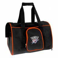 Oklahoma City Thunder Premium Pet Carrier Bag