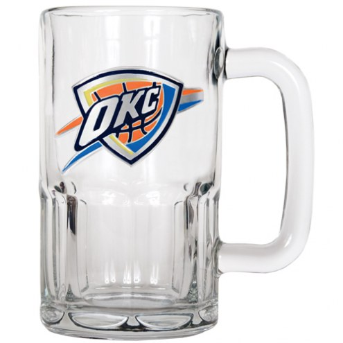 Oklahoma City Thunder Root Beer Style Mug