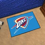 Oklahoma City Thunder Starter Rug