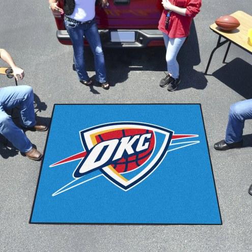 Oklahoma City Thunder Tailgate Mat