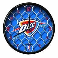 Oklahoma City Thunder Team Net Clock