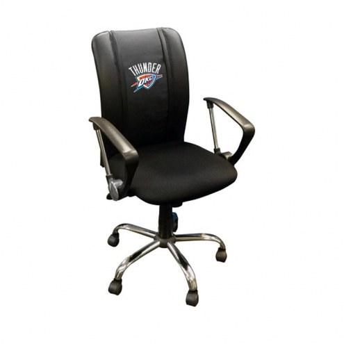 Oklahoma City Thunder XZipit Curve Desk Chair