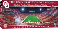 Oklahoma Sooners 1000 Piece Panoramic Puzzle