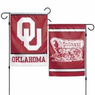 """Oklahoma Sooners 11"""" x 15"""" Garden Flag"""