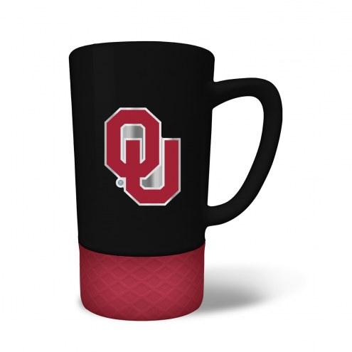 Oklahoma Sooners 15 oz. Jump Mug