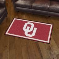 Oklahoma Sooners 3' x 5' Area Rug