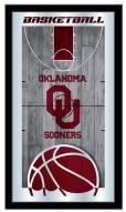 Oklahoma Sooners Basketball Mirror