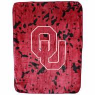 Oklahoma Sooners Bedspread
