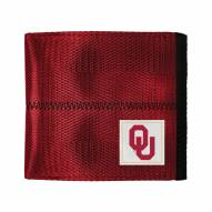 Oklahoma Sooners Belted BiFold Wallet