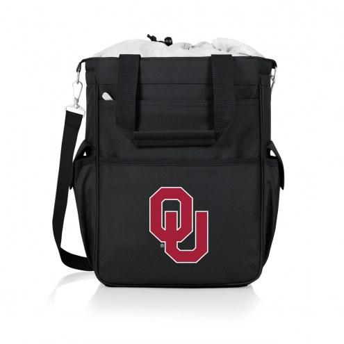 Oklahoma Sooners Black Activo Cooler Tote