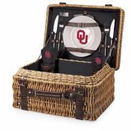 Oklahoma Sooners Black Champion Picnic Basket