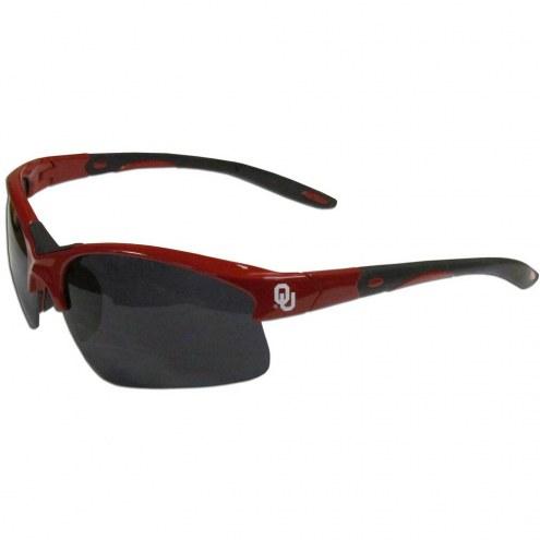 Oklahoma Sooners Blade Sunglasses