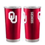 Oklahoma Sooners 20 oz. Travel Tumbler