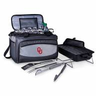 Oklahoma Sooners Buccaneer Grill, Cooler and BBQ Set