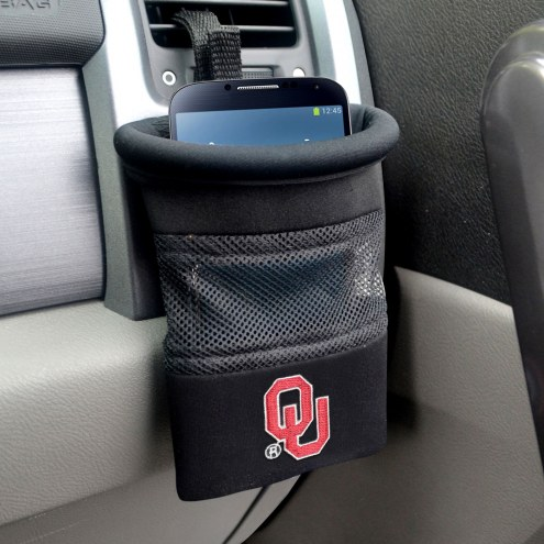 Oklahoma Sooners Car Phone Caddy