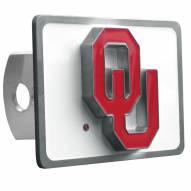 Oklahoma Sooners Class II and III Hitch Cover