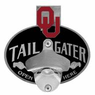 Oklahoma Sooners Class III Tailgater Hitch Cover