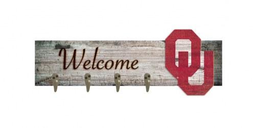 Oklahoma Sooners Coat Hanger