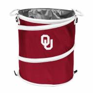 Oklahoma Sooners Collapsible Laundry Hamper