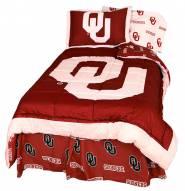 Oklahoma Sooners Comforter Set