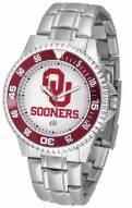 Oklahoma Sooners Competitor Steel Men's Watch
